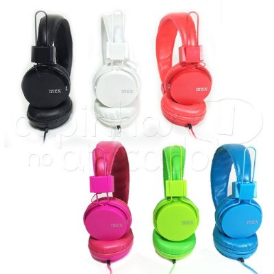 Fone de Ouvido - Headphone Mex