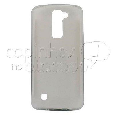 Capa de Silicone TPU Transparente para LG K7