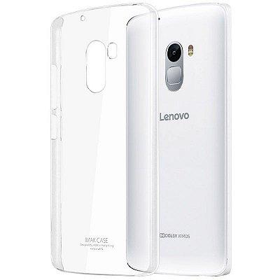 Capa de Silicone TPU Transparente para Lenovo Vibe A7010