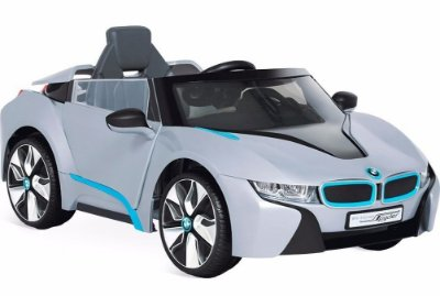 Mini Veículo Brinquedo Elétrico BMW Spyder 12v Bandeirante