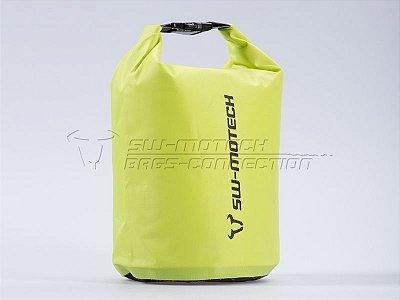 Saco Estaque Impermeável Drybag 4 Litros Amarela SW-Motech