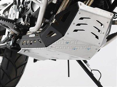 Protetor Do Cárter (Skid Plate) em Alumínio BMW F 800GS Adventure