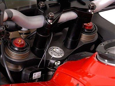 Jogo de Mancal de Altura para Guidão SW-Motech Ducati Multistrada 1200