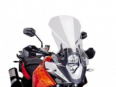 Bolha Touring Em Acrílico Transparente KTM 1190 Adventure R Puig