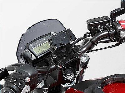 Suporte De Fixação Para GPS Guidão SW-Motech Honda NC 700X