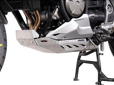 Protetor do Cárter Skid Plate Alumínio Honda VFR 1200X Crosstourer