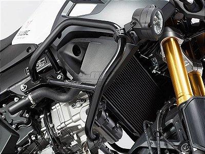 Protetor de Motor Lateral Preto Suzuki V-Strom 1000