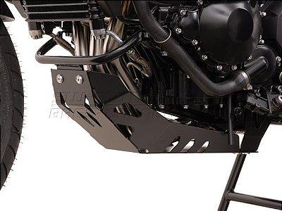 Protetor do Cárter Skid Plate Alumínio Triumph Tiger Sport 1050