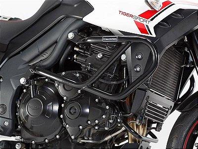 Protetor de Motor Lateral Preto Triumph Tiger Sport 1050