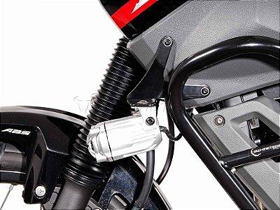 Kit de Fixação de Farol Auxiliar Preto SW-Motech Yamaha XT 660Z Ténéré