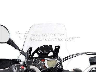 Suporte De Fixação Para GPS Guidão SW-Motech Yamaha XT 1200Z Super Ténéré