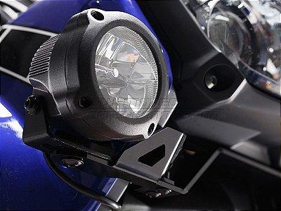 Kit de Fixação de Farol Auxiliar Preto SW-Motech Yamaha XT 1200Z Super Ténéré 2015