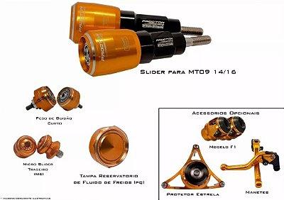 Kit de Slider Procton - Yamaha MT-09 Tracer