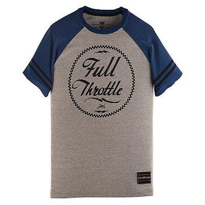 Camiseta 2mt Full Throttle Label