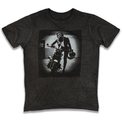 Camiseta 2mt Blonde Girl Racing Moto