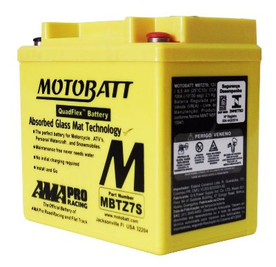 Bateria Motobatt Mbtz7s Ytx5l-bs Ytz7s TM MOTOCROSS (Todos os modelos)