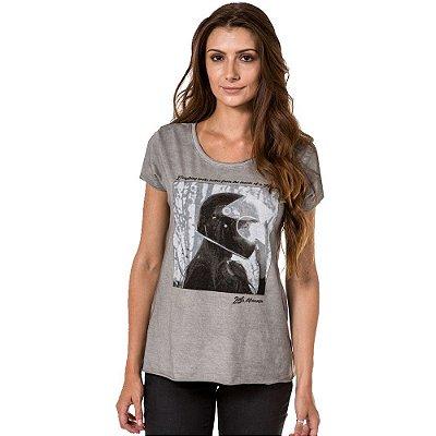 Camiseta 2mt Mmt Lady Helmet Vintage Feminina