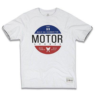 Camiseta 2MT Motor Lab Masculina