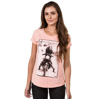 Camiseta 2mt Mmt She Ride Vintage Feminina