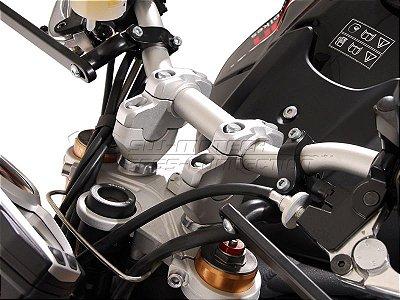 Jogo de Mancal de Altura e Distância para Guidão KTM LC8 990 Adventure R SW-Motech