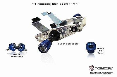Kit de Slider Procton - Honda CBR 250R