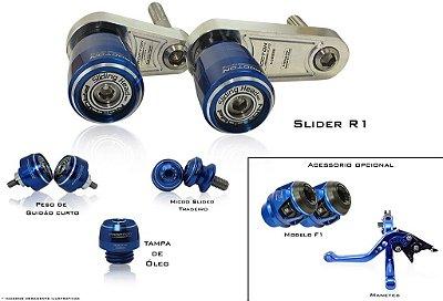Kit de Slider Procton - Yamaha R1