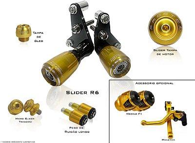 Kit de Slider Procton - Yamaha R6