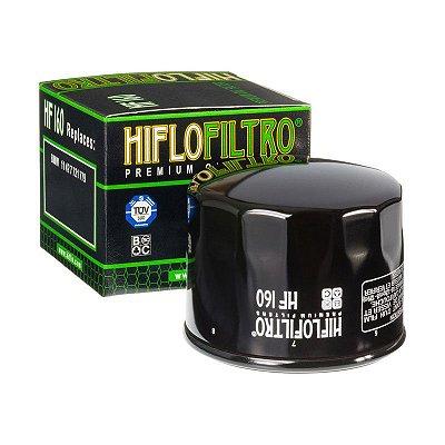 Filtro de Óleo Hiflofiltro HF-160 BMW F700GS 2013 - 2017
