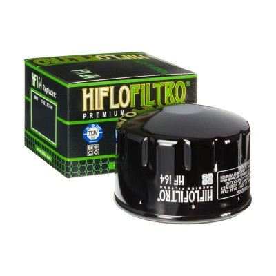 Filtro de Óleo Hiflofiltro HF-164 BMW R1200GS Adventure