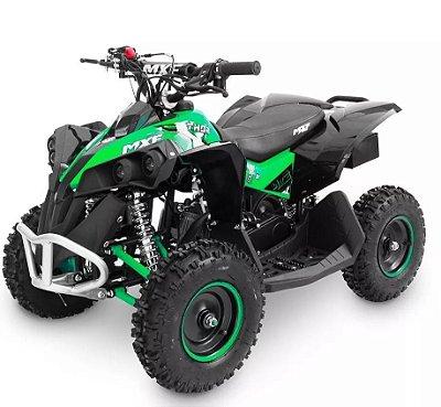 Mini Quadriciclo MXF Thor 49cc 2T partida elétrica
