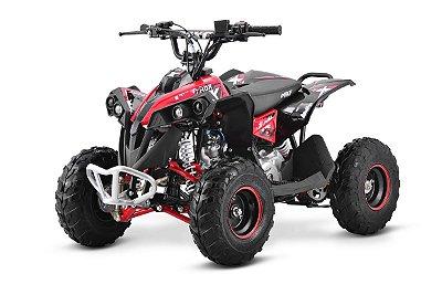 Mini Quadriciclo MXF Thor 90cc 4T partida elétrica