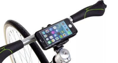 Suporte Biologic Case Celular Bike Moto Iphone 6 Plus