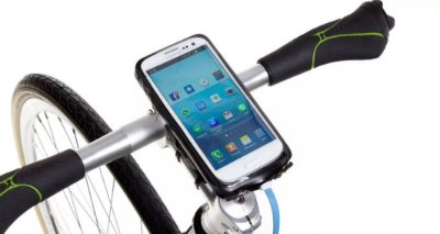 Suporte Biologic Case Celular Bike Moto HTC One X