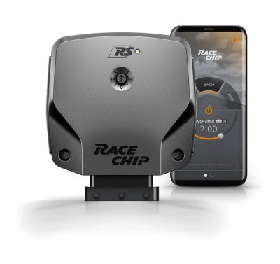 Chip Potencia Racechip Rs + App Jaguar Xf 2.0 Turbo 2014