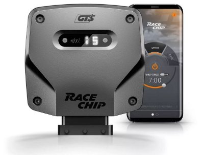 Chip Potencia Racechip Gts + App Audi Q3 1.4 Tfsi 2018