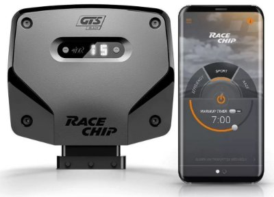Chip De Potencia Racechip Gts Black Jaguar Xf 2.0 Turbo 2015