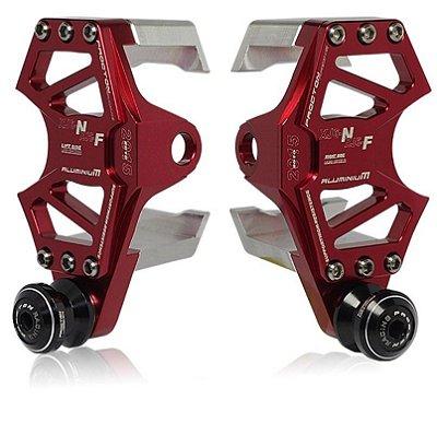 Slider Traseiro de Balança Yamaha Fazer 250