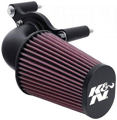 Filtro Ar Esportivo K&n Harley Davidson Softail 63-1125