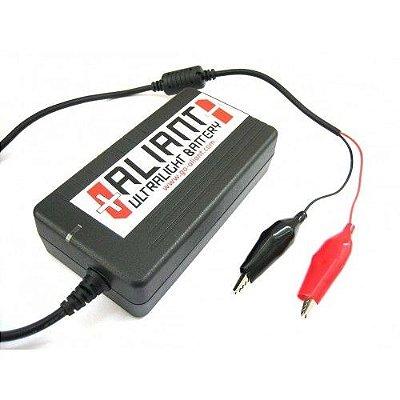 Carregador de Bateria de Lítio Aliant 3a 12V Modelo CB1203