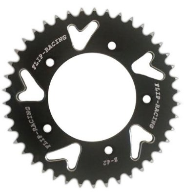 Coroa de Alumínio Flip Racing Kawasaki Z750