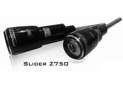 Slider Kawasaki Z750 c/ cabeça F1 2008 - 2012 Procton
