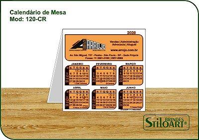 Calendário de Mesa 120-CR