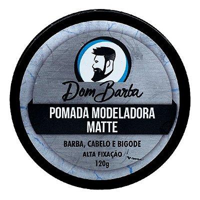 Pomada Modeladora Matte - DOM BARBA