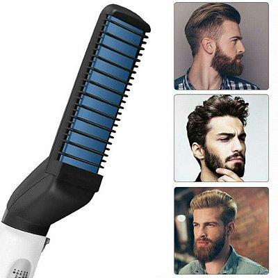 Alisador de Barba e Cabelo para Homem