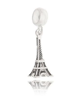 Berloque de Prata Torre Eiffel - MOLARA
