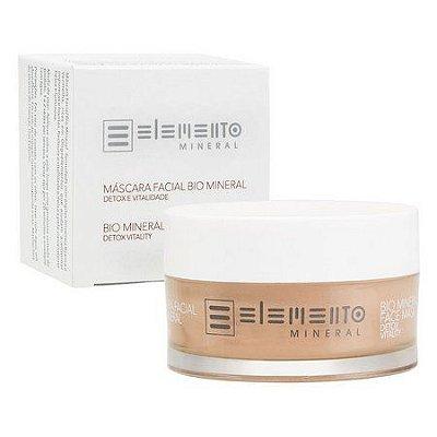 Elemento Mineral  - Máscara Bio Mineral 80g