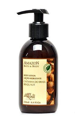 Arte dos Aromas  - Loção Hidratante de Castanha 220ml