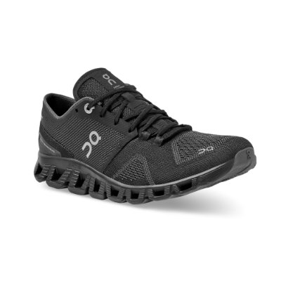 TÊNIS ON RUNNING CLOUD X MASCULINO PRETO