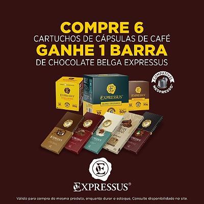 Promoção Café + Chocolate mini