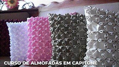 BLACK FRIDAY - Almofadas Capitonê
